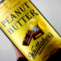 Whittakers Peanut Butter
