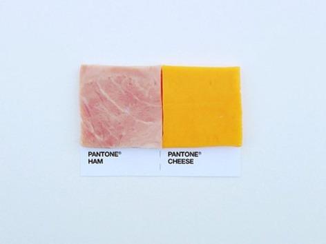 David Schwen's Pantone Pairings from his instagram @dschwen