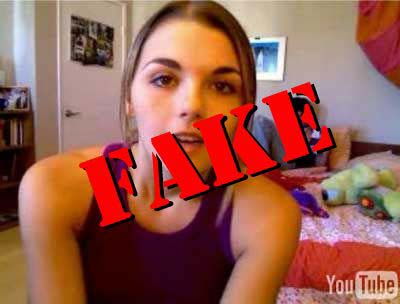 LonelyGirl15 Revealed. Click through for source.