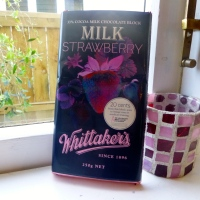 Whittaker's Milk Strawberry