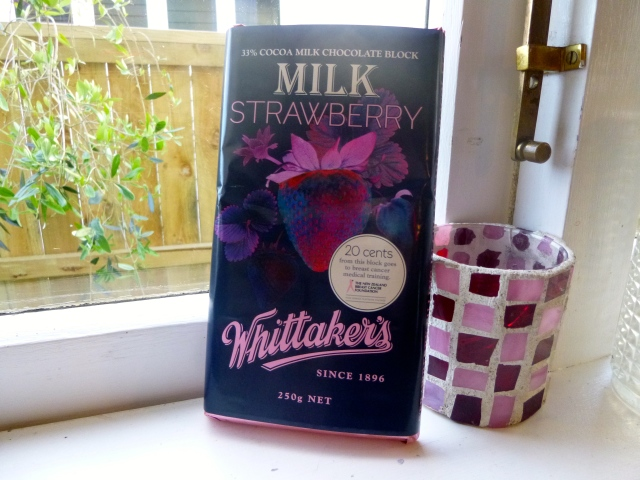 Whittakers Strawberry