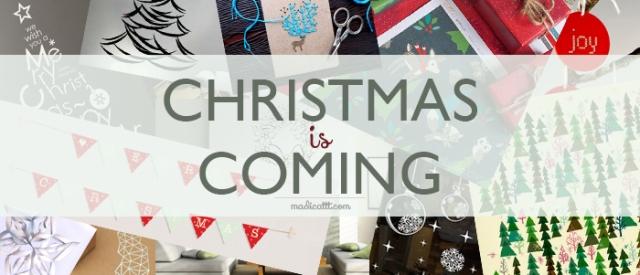 Christmas is Coming | Madicattt.com