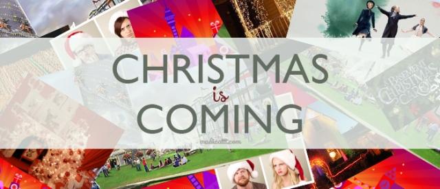 Christmas is coming 3