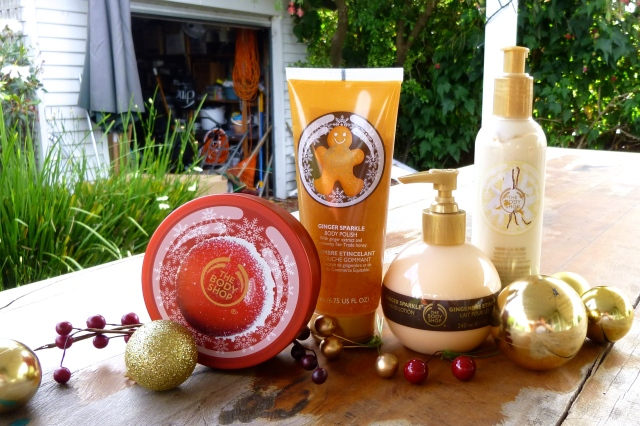 The Body Shop | Christmas is Coming