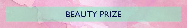 beauty prize