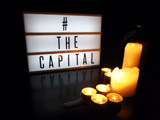 #thecapital